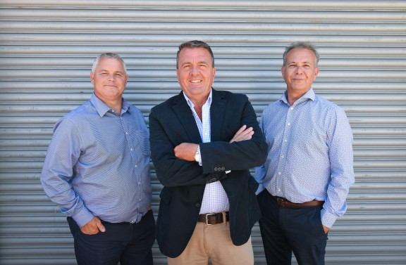 Parkside strengthens its sales team with three specification tile experts
